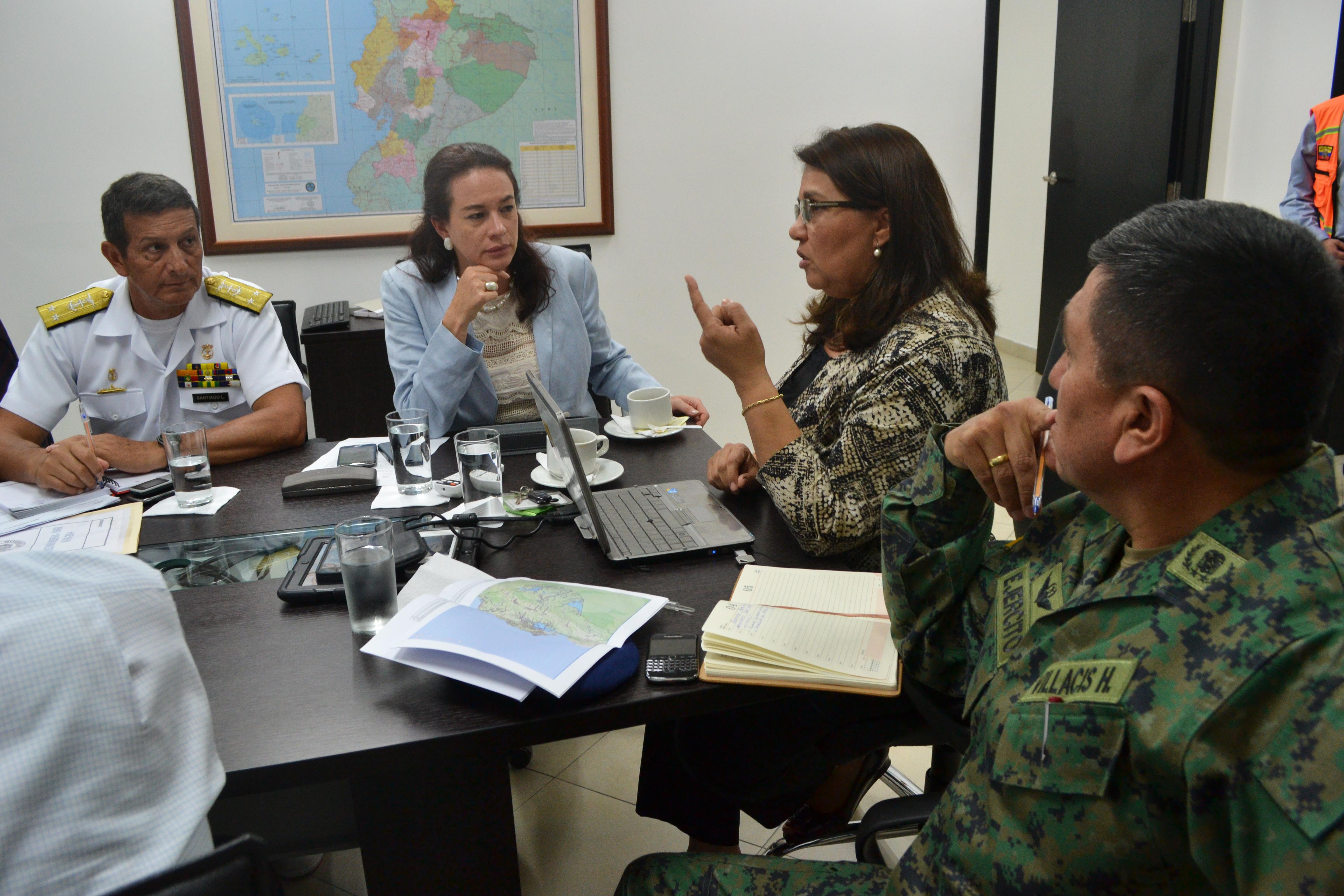 Fuerzas Armadas apoyarán para prevenir daños por fenómeno de El ...