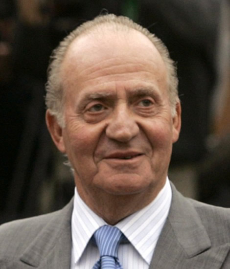 Spanish Government could grant civil and criminal gauging to Juan Carlos I - rey-juancarlos1