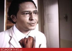 Actor Julio Ortega as Medardo Angel SIlva