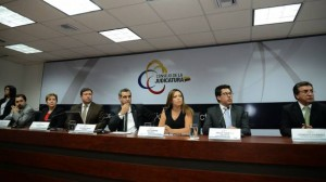 Members of the board of Justice analyzed provisions to deal with drug cases
