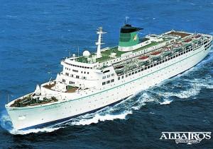 Albatros-postal-blog