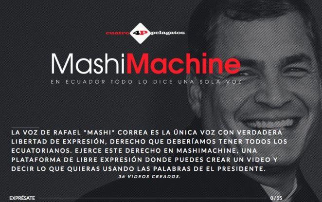 mashimachine-ECUADORTIMES-ECUADORNEWS