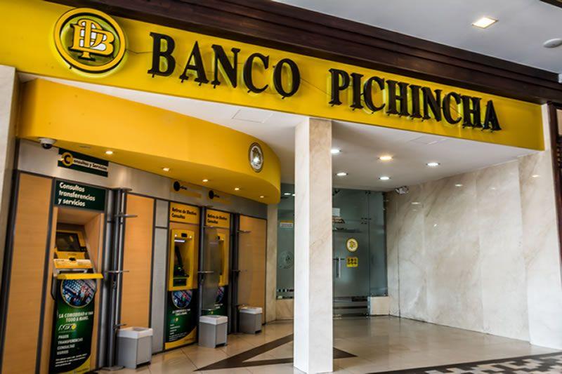 banco pichincha-ecuadortimes