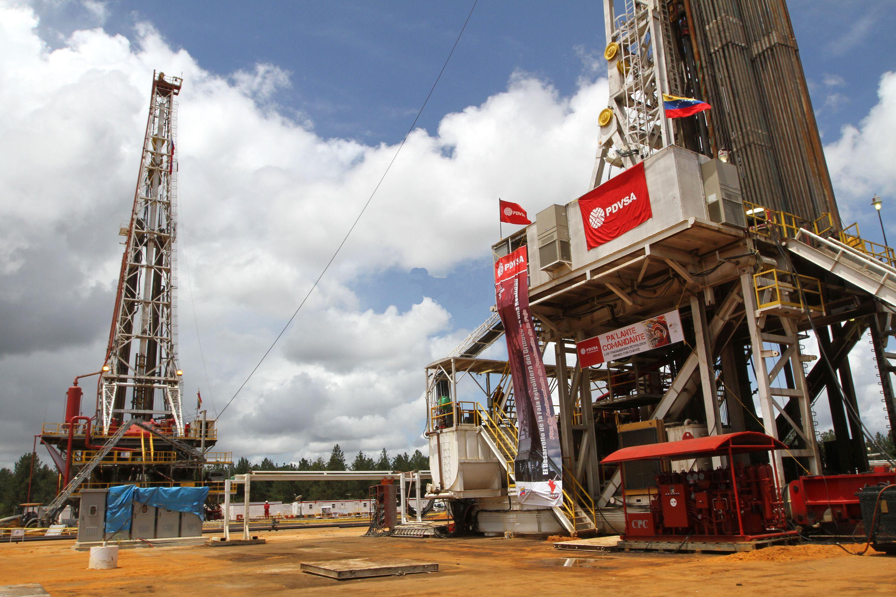 Pdvsa relegates its quota as a...