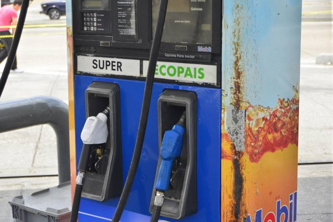 Petroecuador guarantees the regular supply of fuels in the country
