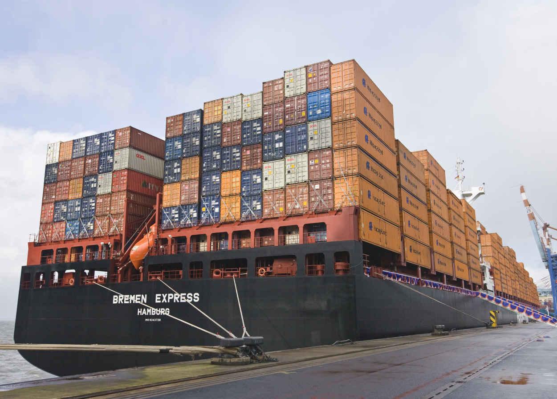 Exports to European Union increase