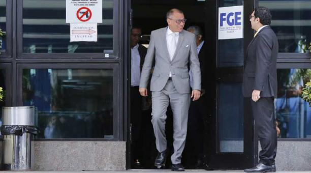 Odebrecht had appointments in the Vice Presidency