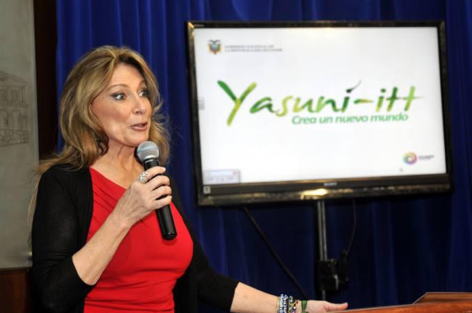 The unsuccessful Yasuní initiative cost $ 9.4 million