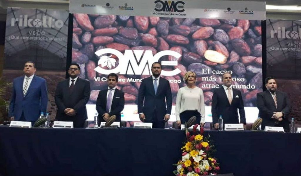 Guayaquil hosts the Sixth World Cocoa Summit