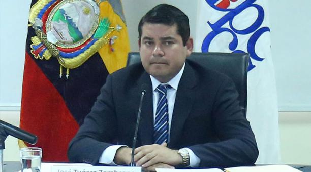 The allegations against Tuárez came to the Comptroller General's Office