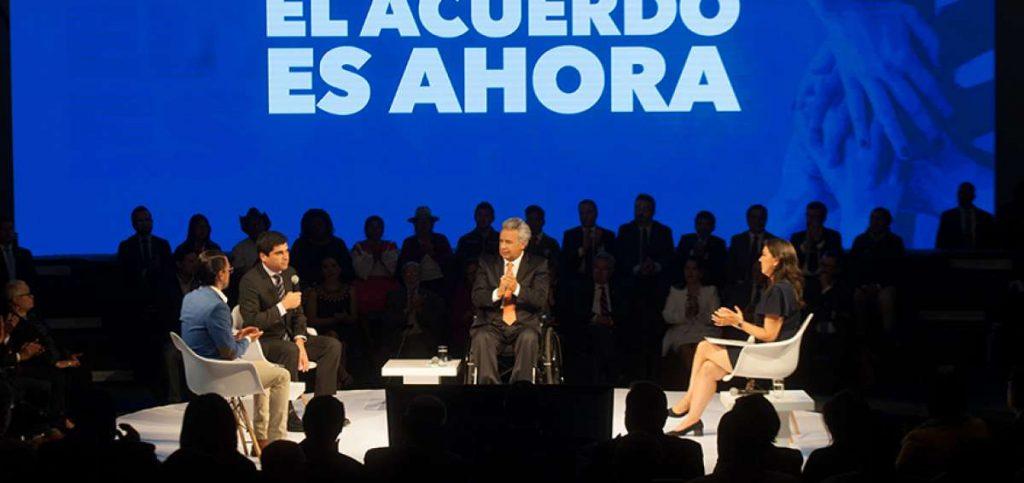 Digital book exposes Ecuador's goals to 2030