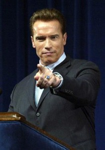 Governor of California, Arnold Schwarzenegger