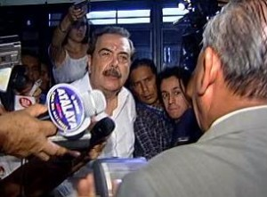 Luque's Allegations Could Harm Nebot