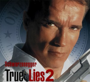Arnold Schwarzenegger is back in True Lies 2