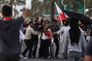 Bahrain protests case taken to court
