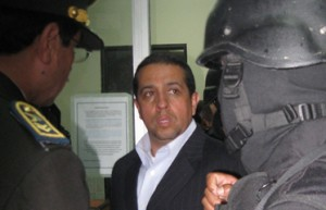 Fidel Araujo is Innocent of 30-S charges