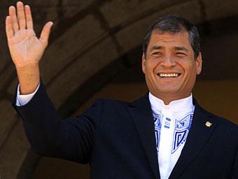 Rafael Correa will approve Truth Commission Act