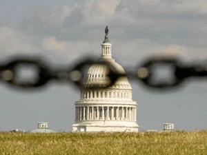 U.S. government closed
