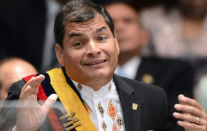 Correa warns the possibility of eliminating lesser universities