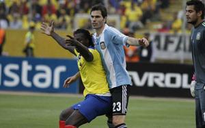 Ecuador will play friendly match against Argentina