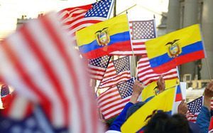 Ecuadorian migrants are among the less poor in USA