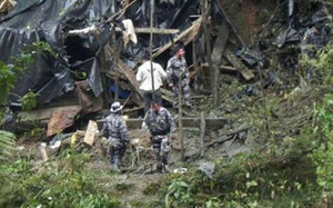 Illegal mining in Morona Santiago