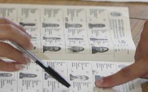 Sectional elections in Ecuador