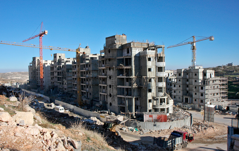 Israel Housing Projects