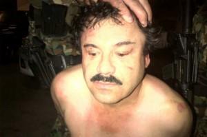 Mexico and the US capture 'Chapo' Guzmán
