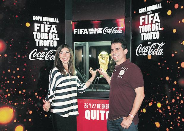 Coca-Cola event at Quito