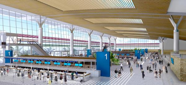 International Daular Airport