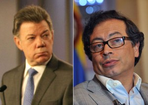 Bogota mayor, Gustavo Petro, removed by President