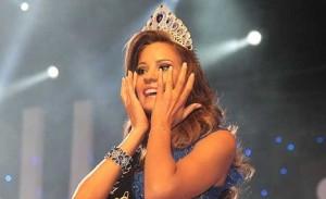 Alejandra Argudo-Miss Ecuador-2014