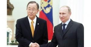 Ban-Ki Moon-Putin