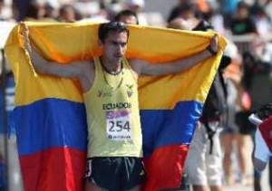 Byron Piedra-Juegos Sudamericanos