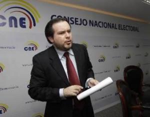 CNE-Conteo de votos