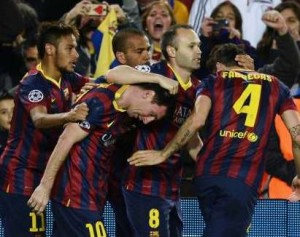 FCBarcelona-Champions League