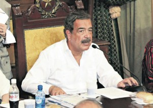 Nebot has a majority in the Municipal Council of Guayaquil
