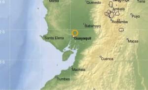 Temblor-Guayaquil