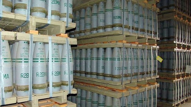Syria's chemical arsenal