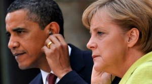 Obama and Merkel call for dialogue between Russia - Ukraine and observers in Crimea