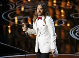 Jared Leto and Kevin Spacey recalled Venezuela and Ukraine at the Oscars