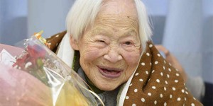 The eldest woman of the world celebrates 116 years