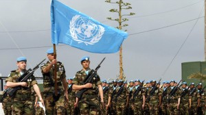 The United Nations sent a human rights mission to Ukraine