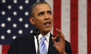 Obama predicts an increase of the economy by 2015