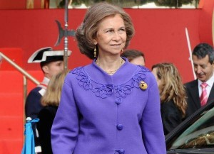 Queen Sofia will visit projects in Guatemala