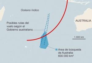 vueloMH370-Australia