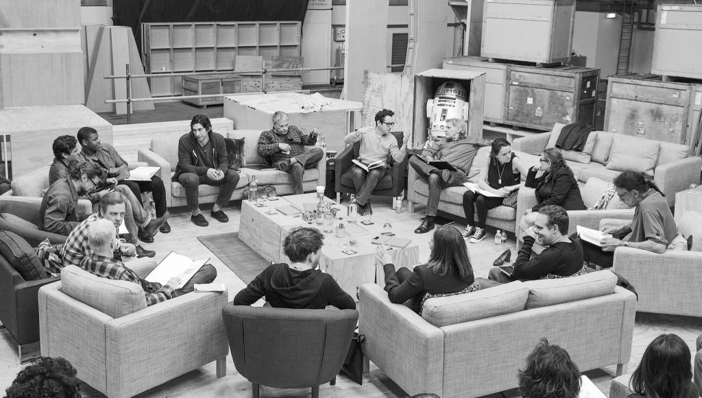 Casting of Star Wars: Episode VII.
