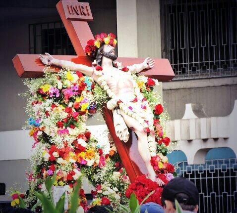 Cristo del Consuelo (Author: Beatriz Vera Unda @bmvu20)