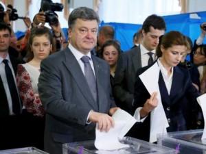 Petro Poroshenko, elected president of Ukraine. Photo: Reuters